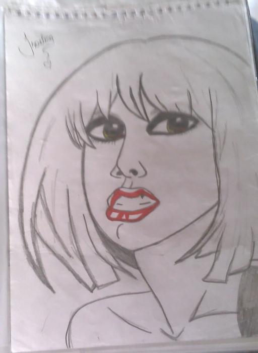 Lady Gaga por Isadora